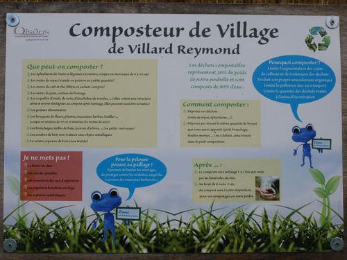 Déchets compostage